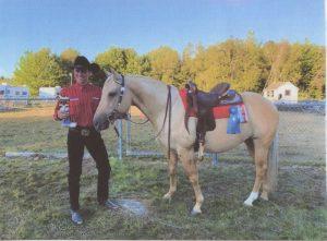 Horse & Rider - Ian