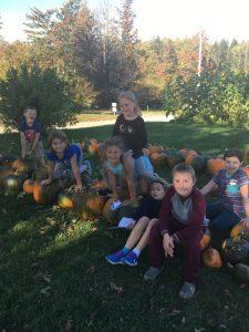 Jolly Juniors at Homeward Farm