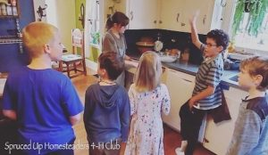 Spruced Up Homesteaders 4-H Club