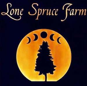 Logo for Lone Spruce Farm