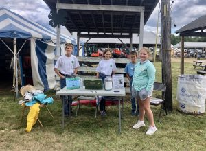 BHF selling steer tickets