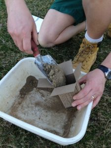 Soil Sample Collection