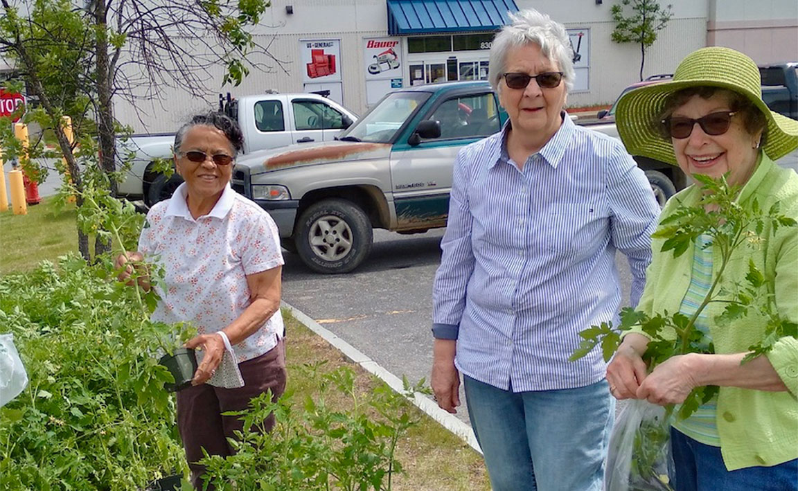 featured image for Maine Extension Homemakers Newsletter, Summer 2021