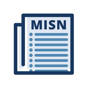graphic icon for MISN Listserv resource