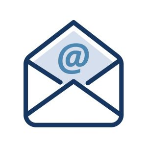 graphic icon for MISN email