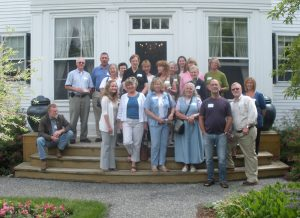 Blaine House Master Gardener Volunteers Group Photo
