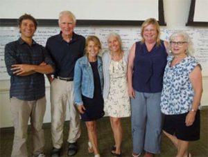 MOCA Steering Committee members and Legislators
