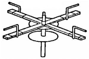 illustration of a spinning jenny