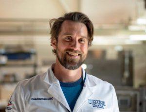 Chef Rob Dumas