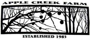 Apple Creek Farm, established 1985