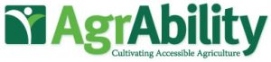 AgrAbility logo cultivating accessible agriculture