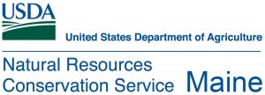 USDA NRCS of Maine logo