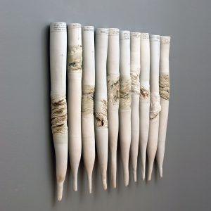 ceramic sculpture by artist Paula Winokur