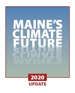 Maine's Climate Future - 2020 report cover