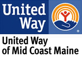 United Way of Mid Coast Maine logo