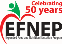 Celebrating 50 years, Expanded Food and Nutrition Education