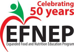 celebrating 50 years EFNEP Expanded Food and Nutrition Education Program