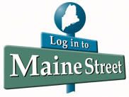 Log in to MaineStreet