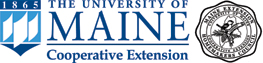 University of Maine Cooperative Extension and Maine Extension Homemakers Council combination logo