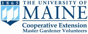 The University of Maine Cooperative Extension Master Gardener Volunteers logo