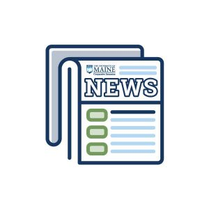 icon for home page: extension in the news icon