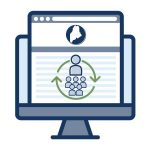 icon for HR resources on the UMS portal page button