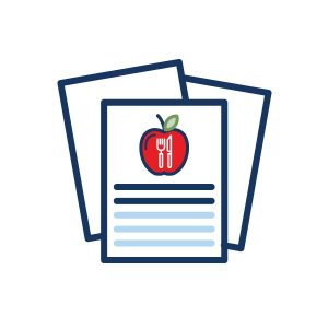 icon for approved eat well curricula