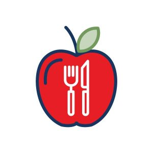 icon for icon for expanded food and nutrition education program page button