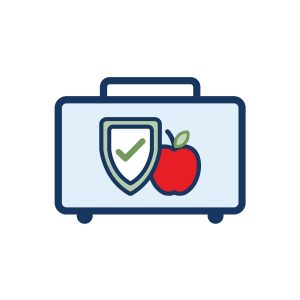 icon for food safety fun kits page button
