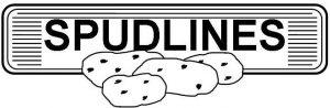 Spudlines banner