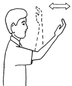 Hand Signal for Move Toward Me