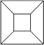 square paper pot