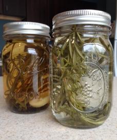 herbal veinegars