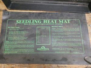 electric heat mat