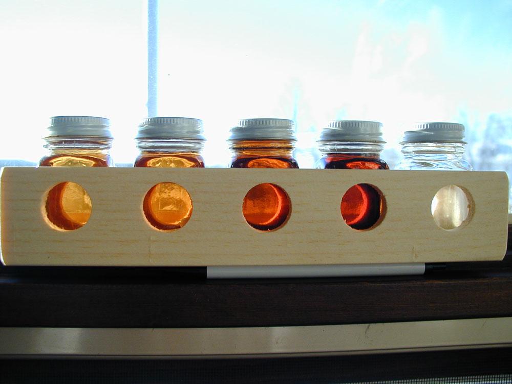 maple syrup grading kit