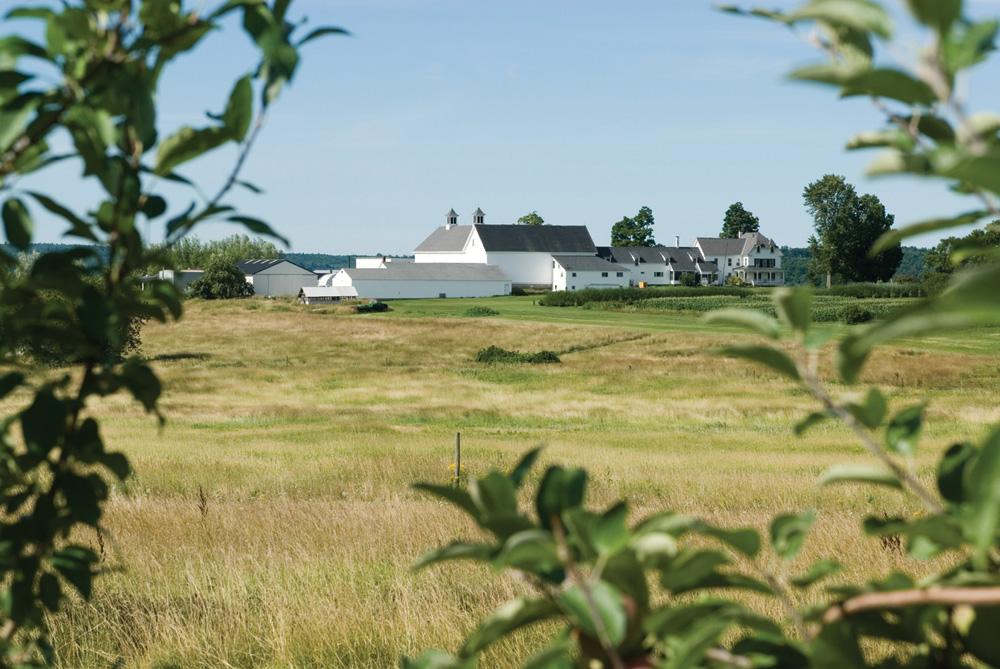 Highmoor Farm, Monmouth, ME
