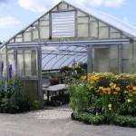 Snell Family Farm greenhouse