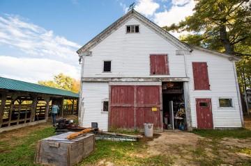 Maine dairy farm