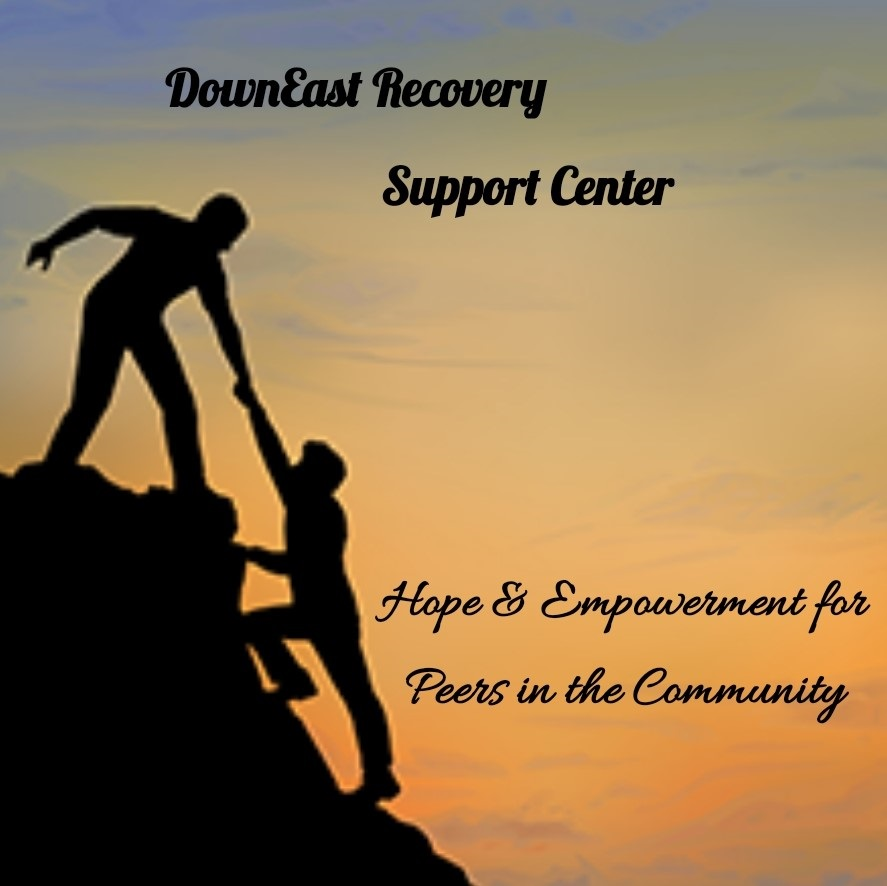 DownEast Recovery Support Center logo