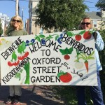 Master Gardener Volunteers at Oxford St Garden