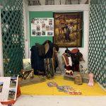 4-H Horse educational exhibit