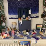 an array of craft projects