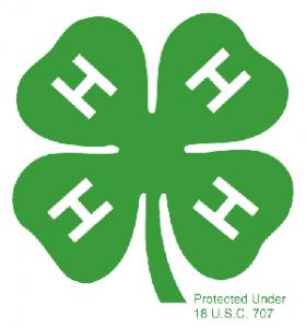 logo for 4H
