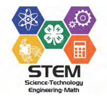logo art for the STEM program