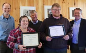 Dairy Grazing Apprenticeship graduates