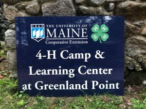 4-H Camp and Learning Center at Greenland Point