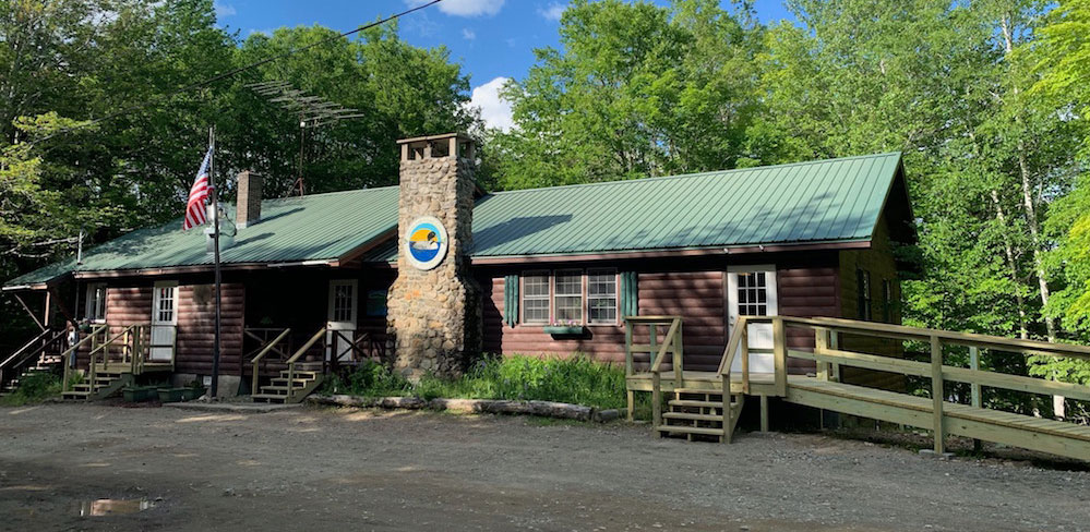 UMaine 4-H Camp and Learning Center at Greenland Point