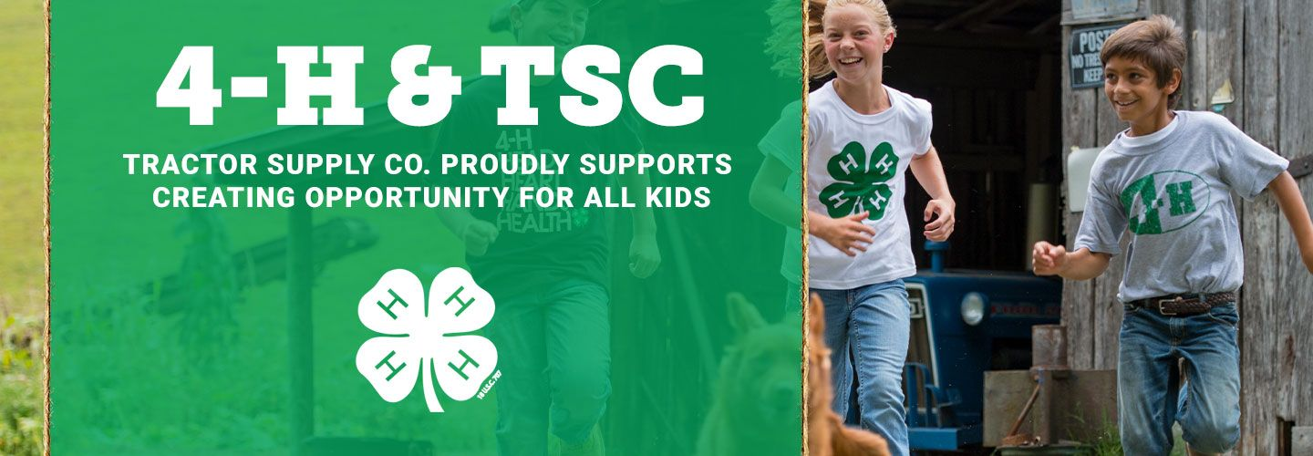 4-H and TSC