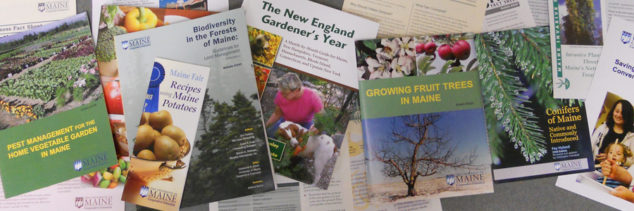 Cooperative Extension Publications