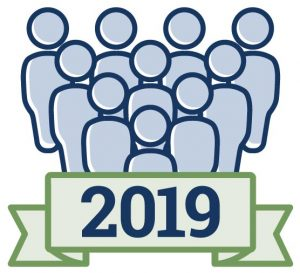 icon for the 2019 all organization conference